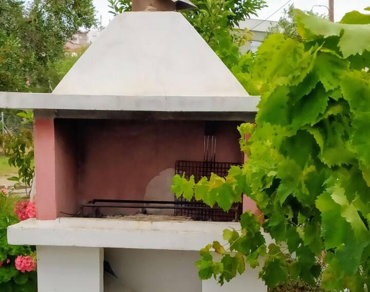 House Eugenia sarti chalkidikis