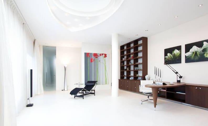 Magnifique appartement au centre de Crans - Crans-Montana - Apartment