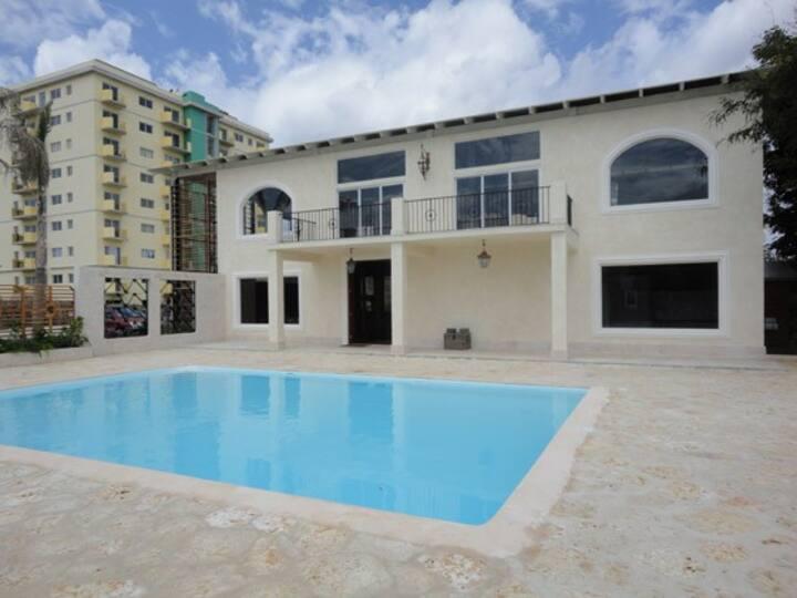 La Romana Home with a View