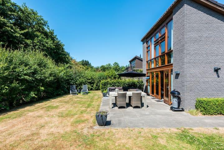 Fijn huis met grote tuin in een prachtige omgeving