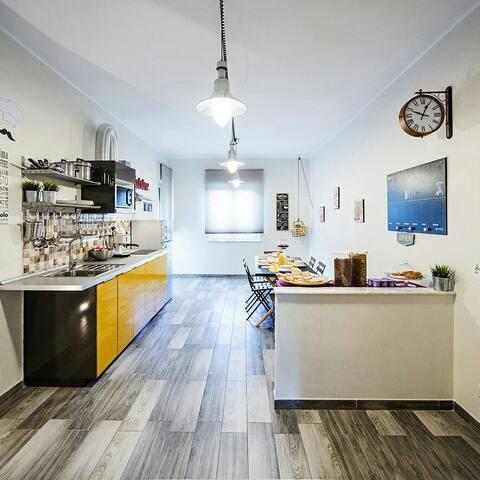 Linea1 B&B  Capodimonte - Neapel - Bed & Breakfast