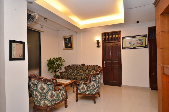 Family Room · Havilla Maranatha Hotel