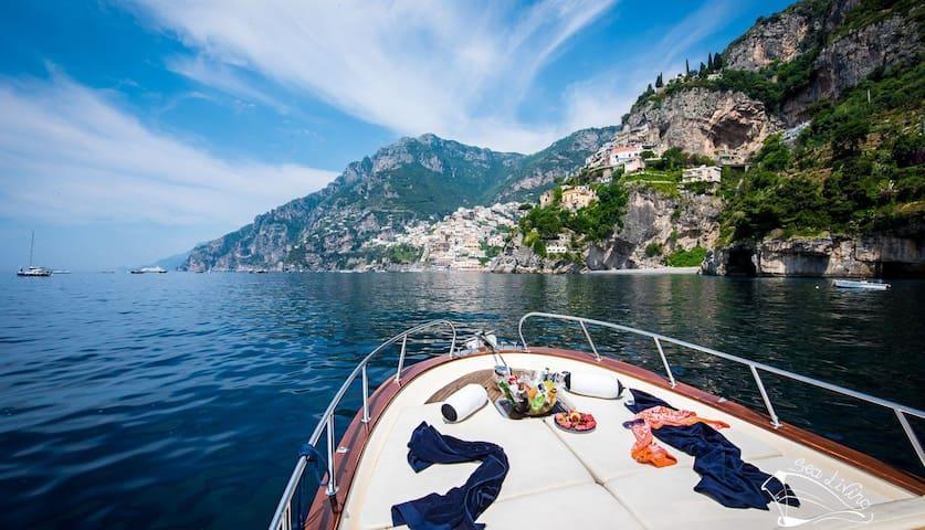 sea living amalfi coast tour Jeranto 11