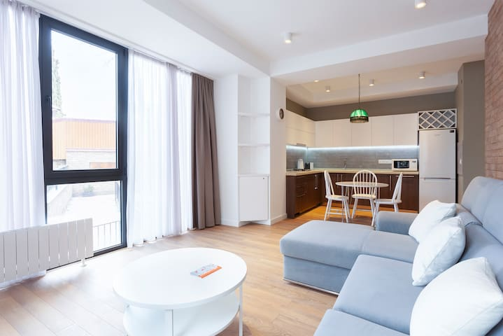 1BR Apt. in Old Tbilisi In a luxurious building