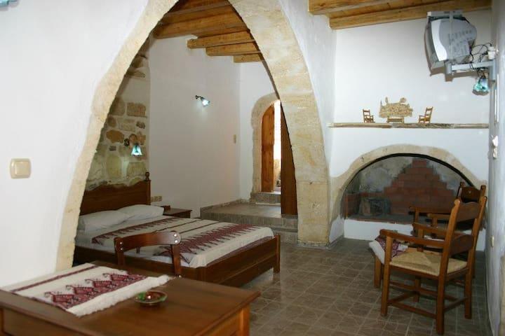 Vafes Stone Houses