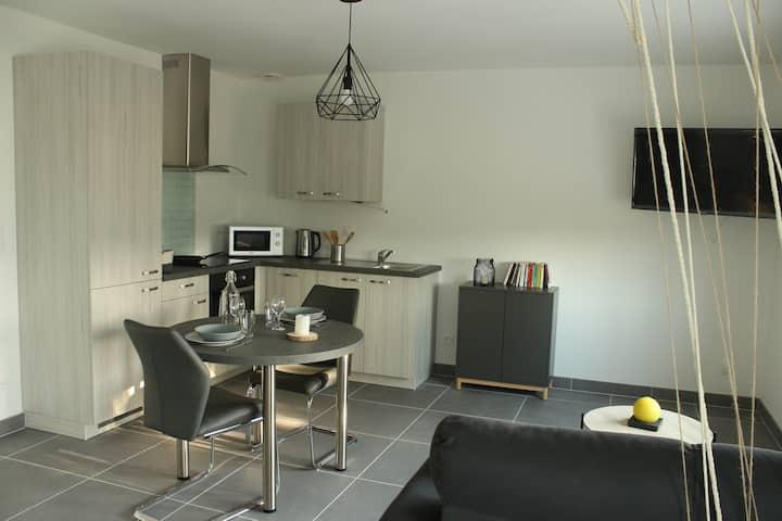 Appartement Betula - 2 chambres - Vôge-Les-Bains