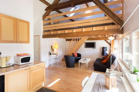 The Loft close to charming Colmar - Réguisheim - Apartment