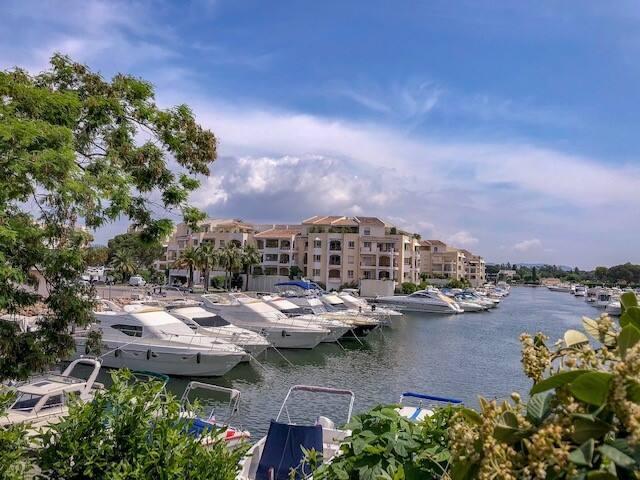 ⭐⭐ ⭐ ⭐⭐ STUDIO sur l'île de Cannes Marina