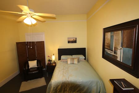 Charming Private Apt. near Downtown - Raleigh - Departamento