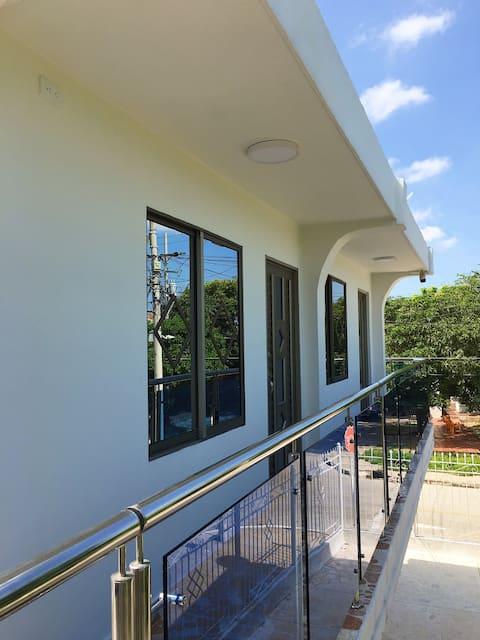 Beautiful, cozy, brand new apt in Barranquilla
