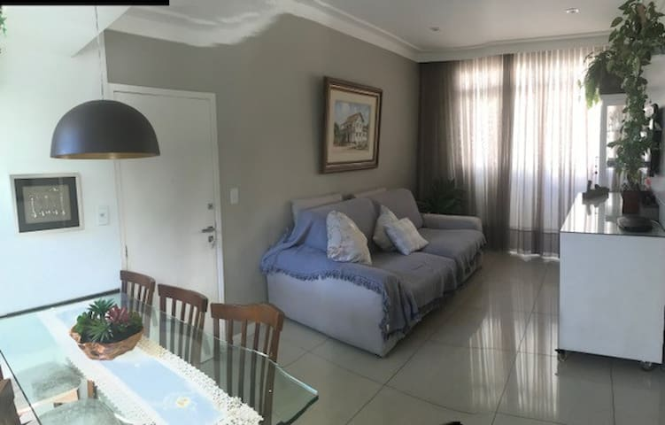 Apartamento aconchegante em Jardim da Penha