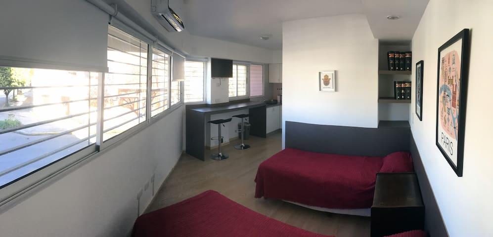 Apartamento céntrico Rosario.