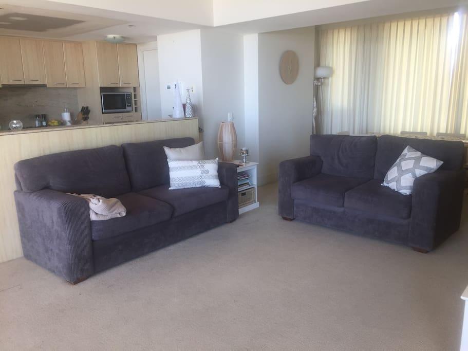 Lounge Room Area