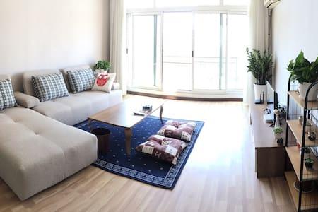 大海,沙滩,公园,悦海·理想家悦海温馨两居民宿 - Apartment