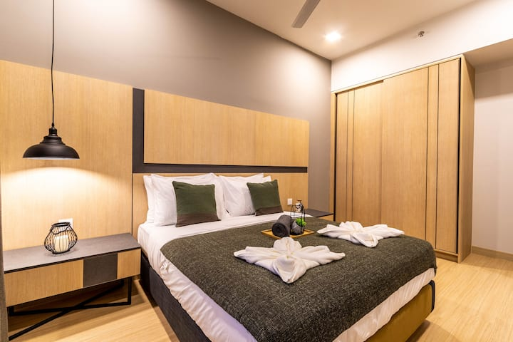 The Best Relaxing Places with Friends @3 Pax Room