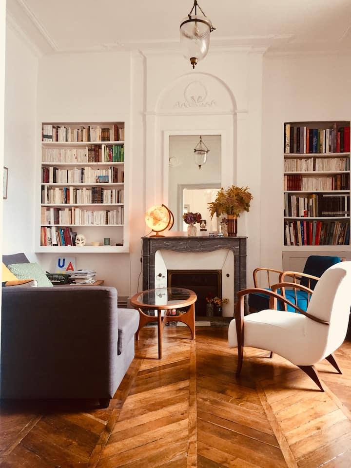 Appartement design centre historique