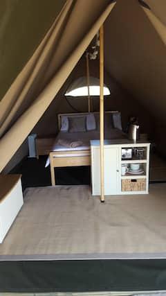 Glamping+Safari+tent+in+Western+Lake+District