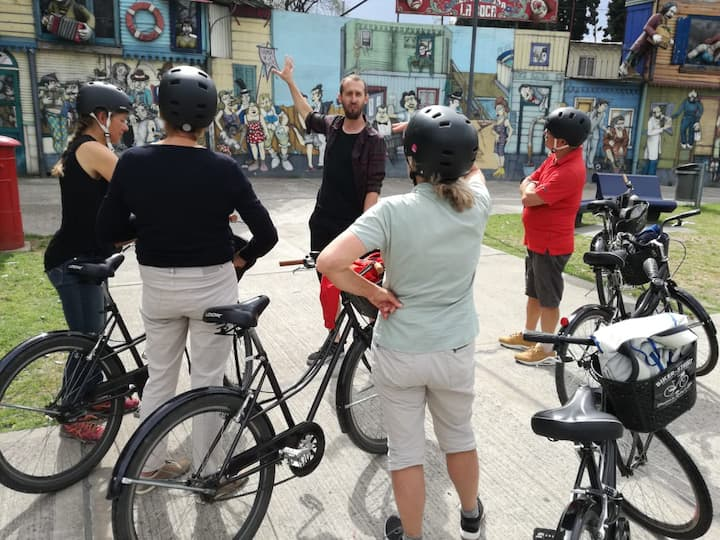 Bike Tour to La Boca & Caminito