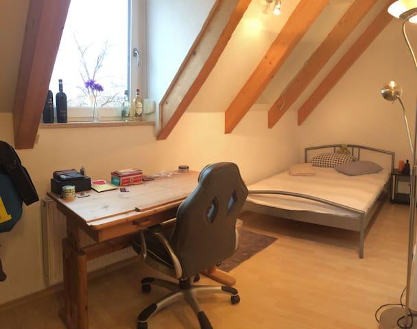 Cosy room in commune - Regensburg - Apartment