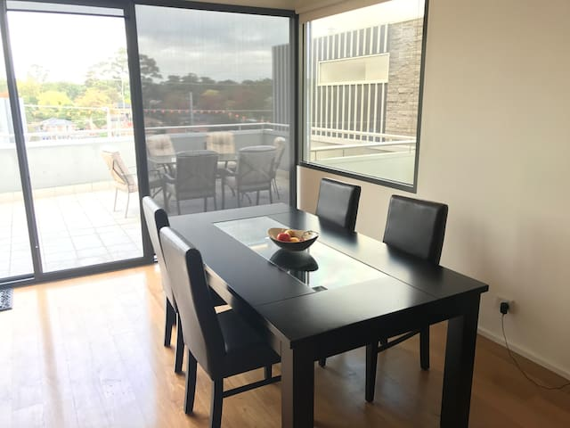 Blackburn penthouse - Blackburn - Lägenhet