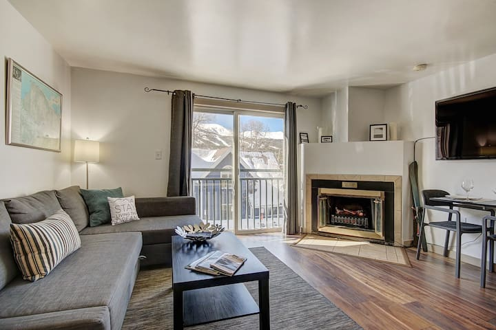 The Best Downtown Location in Breck! Remodeled! Upgraded!