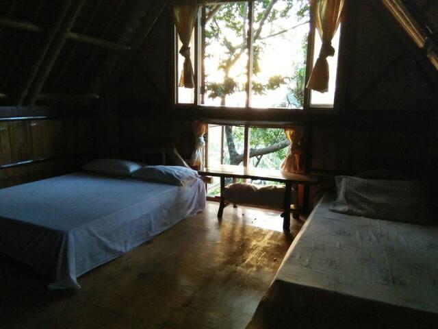 Bulabog Beach View Cozy Cottage - Malay - Hus
