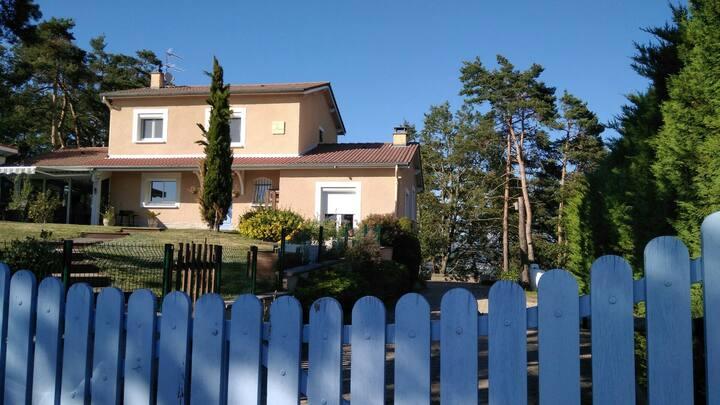 Chambre d'hôtes Aurec sur Loire