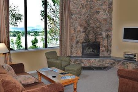Lake Placid Club Lodges - 2BR, Loft and Fireplace