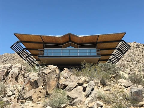 Iconic Flying Nun's House in Apple Valley