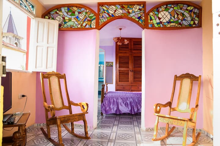 Casa Mary y Santi (Habitacion 3)