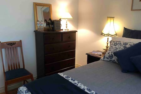 Cozy Pet Friendly Picton Bedroom