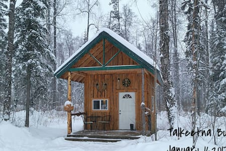 Talkeetna Burl Cabins - Talkeetna - Chatka