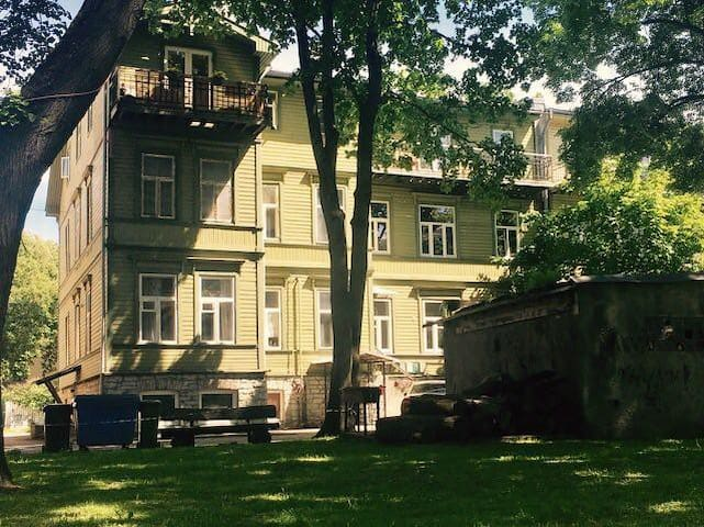 Bright and warm cosy home in the heart of Kadriorg