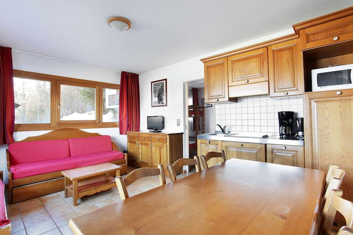 Come and stay in our charming mountain apartment!