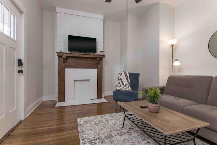 ModernFarmhouse Style • Quiet+Comfy • Great Area