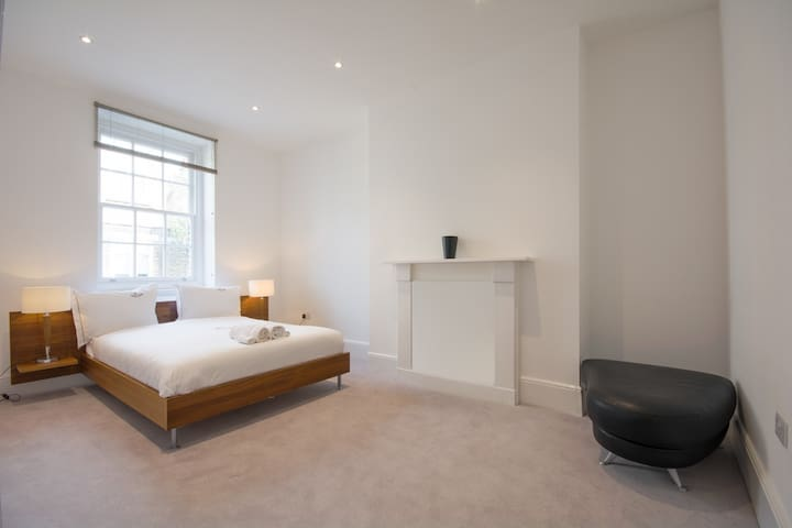 King Size Room in Victoria, Central London - London - House