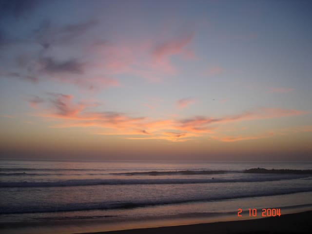 Apartament with big terrace 5 minutes from beach - Costa da Caparica - Apartment