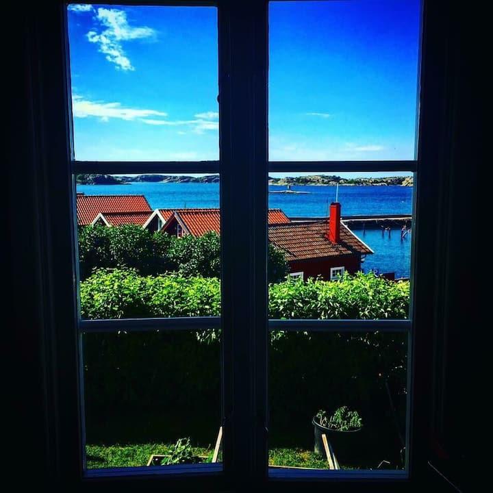 En skärgårdsdröm i Fjällbacka Hugos Hus vid havet