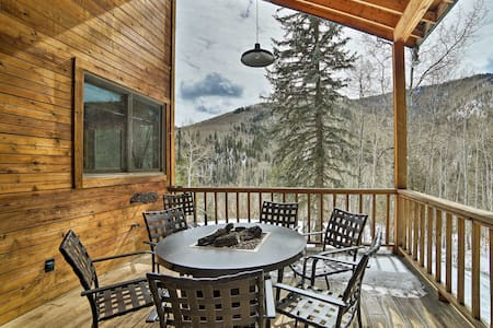 NEW! Secluded mountain getaway near Telluride!