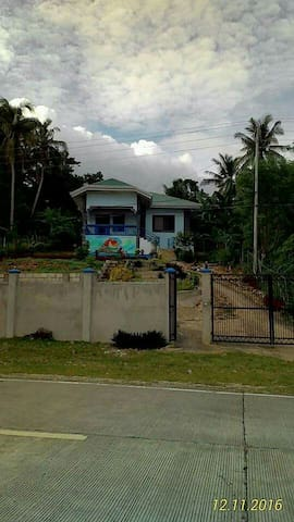 House for Rent in Jagna,Bohol,Philippines