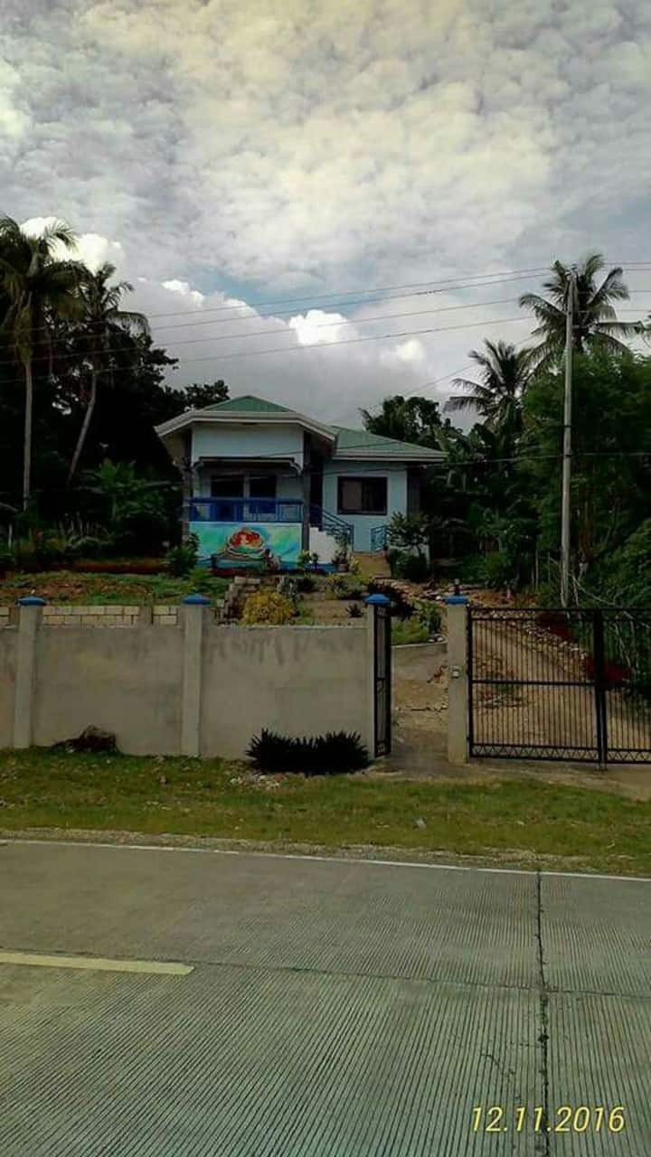 House for Rent near to the beach.
