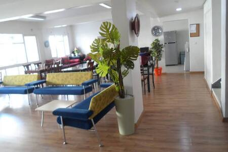 Intl. Student Residence - Triple Room B - Rabat