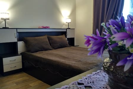 New, cozy apartment very close to the metro - Sankt-Peterburg - Apartment