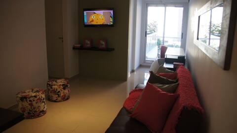 Quynh Oanh Moderní byt s terasou 15 m2