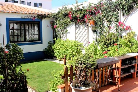 The Garden House, Baleal Island