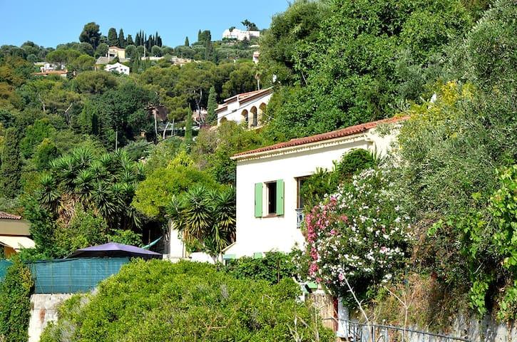 Villa Provençale - Piscine Vue mer - 10min Monaco