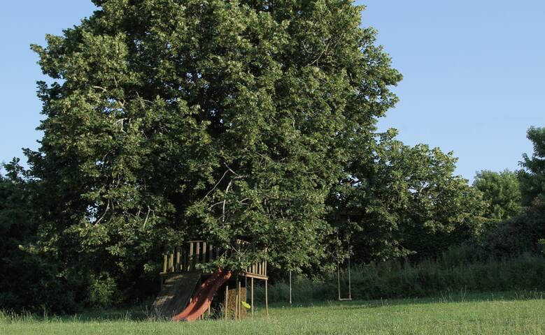 Maison de famille calme et nature
