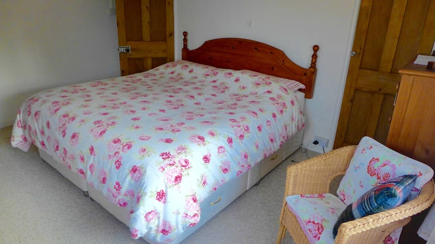 Double or Twin room in Cheltenham Spa - Cheltenham - House
