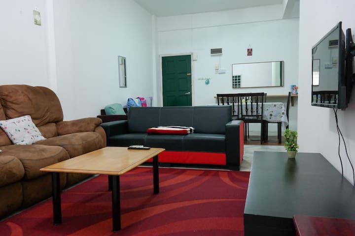 SapaHomes® Apartments Seri Kembangan