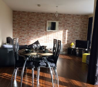 Two bedroom apartment close to Belfast City Centre - 贝尔法斯特 - 公寓